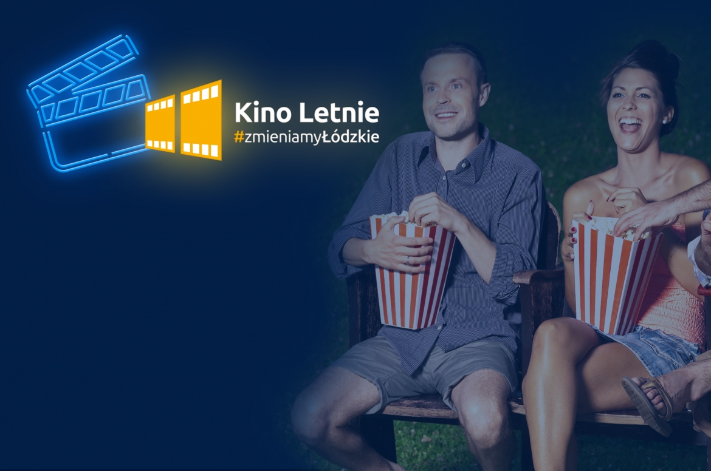 Czas na seans, czyli kino letnie w Łódzkiem!